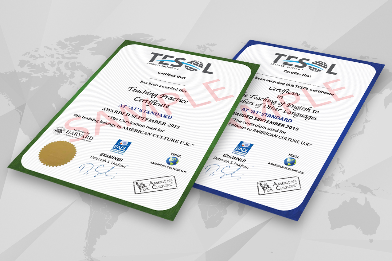 Education and certificate tesol teaching english to speakers of other languages xflitez Image collections
